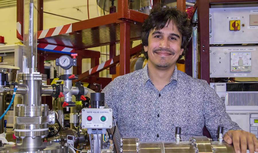 Nano-scale material like 'magnetic play-dough' sees researcher awarded $20,000 from KiwiNet Emerging Innovator Programme