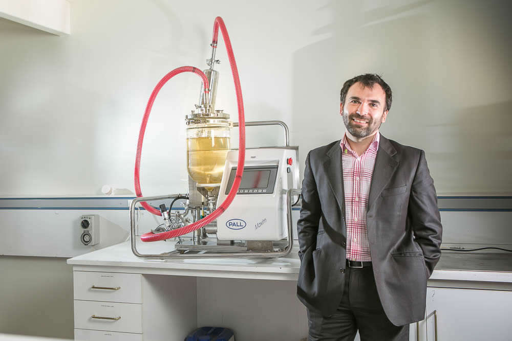 KiwiNet backed Ligar's ground breaking science gets commercial boost with investment from Wallace Corporation