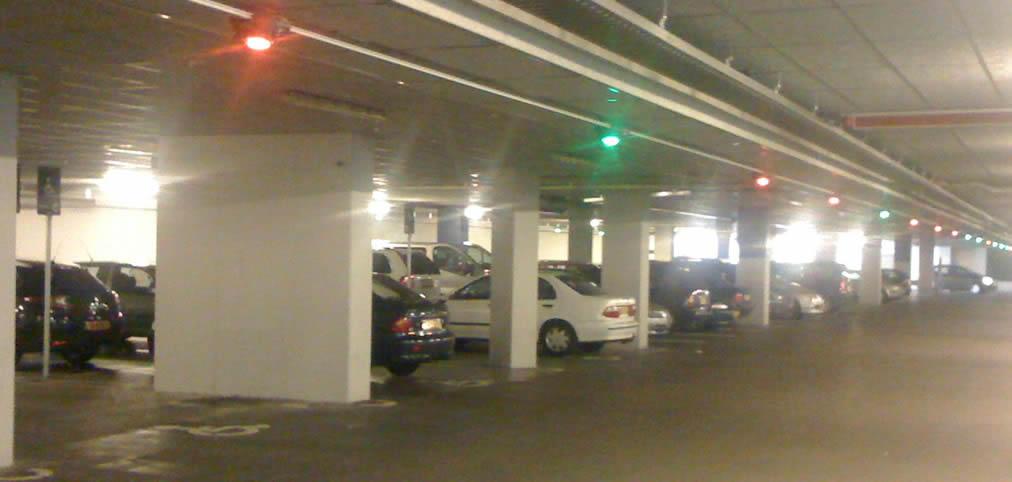 Smart Sensors in carpark
